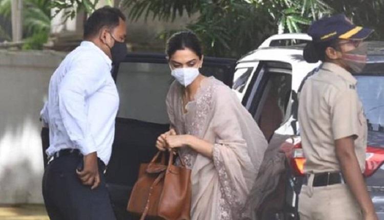 Deepika At NCB